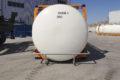 Новый танк-контейнер 000009 – 3 для химических грузов Фото